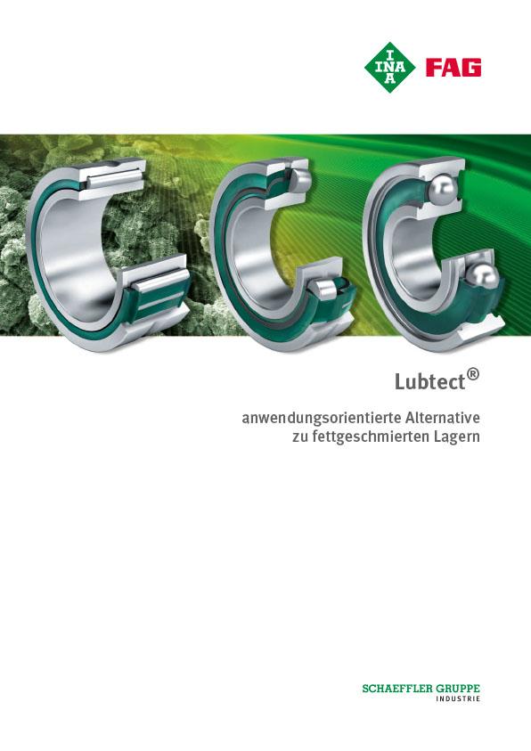Lubtect® anwendungsorientierte Alternative zu fettgeschmierten Lagern