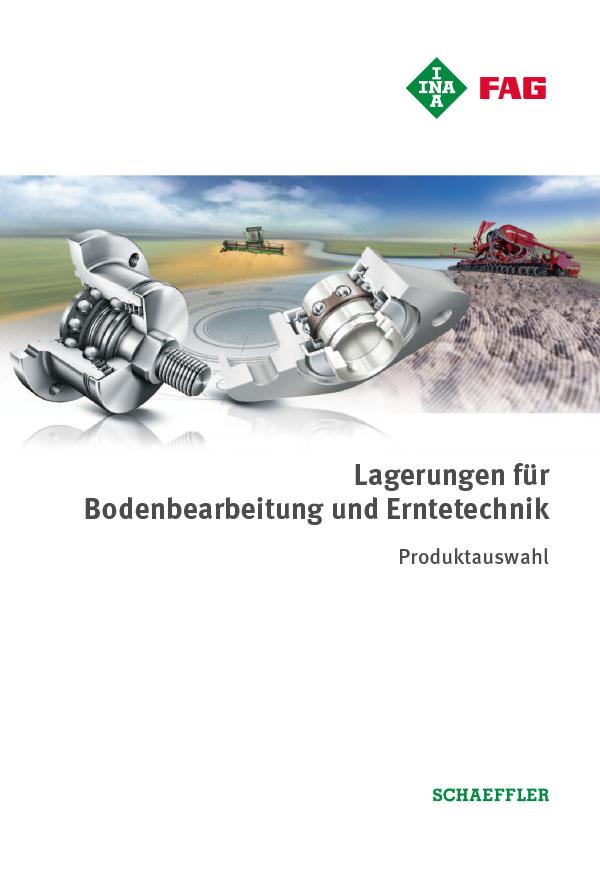 Lagerungen für Bodenbearbeitung und Erntetechnik