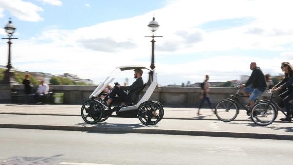 Der von Schaeffler entwickelte Bio-Hybrid ist eine umweltfreundliche Alternative für den immer stärker werdenden Stadtverkehr.
