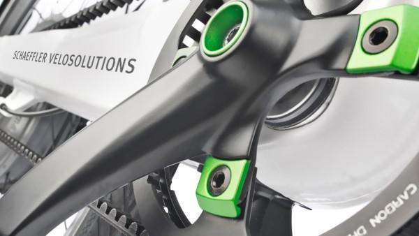 Schaeffler Branchenlösungen für LEV, Fahrräder und Sport: Schaeffler Smart E-Bike