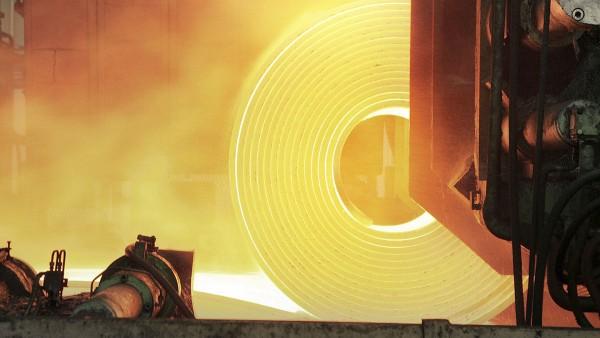 Schaeffler Branchenlösungen Metallerzeugung und -verarbeitung