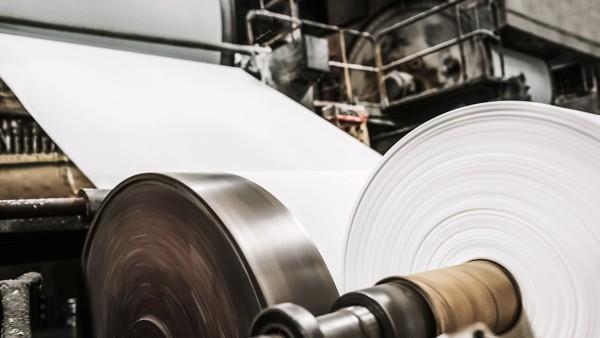 Schaeffler Branchenlösungen Zellstoff und Papier