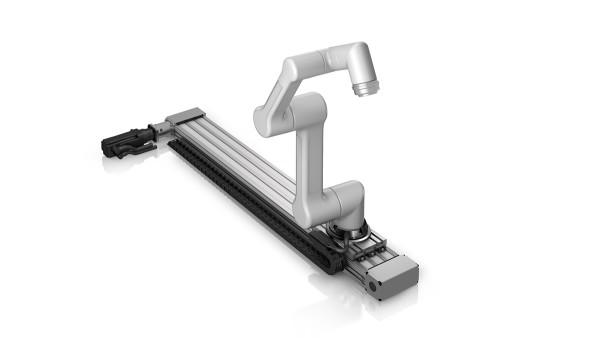 Schaeffler bietet Plug & Play-fertige Linearmodule als Range Extender an.