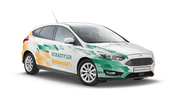 Konzeptfahrzeug Gasoline Technology Car II (GTC II)