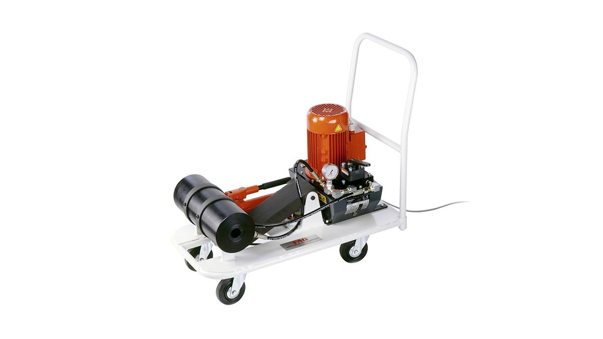 Schaeffler Instandhaltungsprodukte: Fahrbare Hydraulikvorrichtung