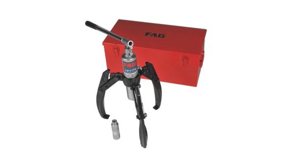 Schaeffler Instandhaltungsprodukte: Mechanische Werkzeuge, Hydraulische Abzieher