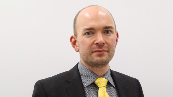 Stefan Glück, Leiter Systementwicklung Industrie 4.0 bei Schaeffler