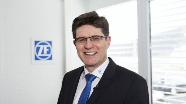 Dr.-Ing. Dietmar Tilch, Director Industrial Technology - Condition Monitoring Systems ZF Friedrichshafen AG