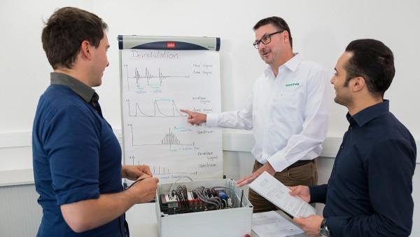 Produkt- und Zertifizierungstrainings