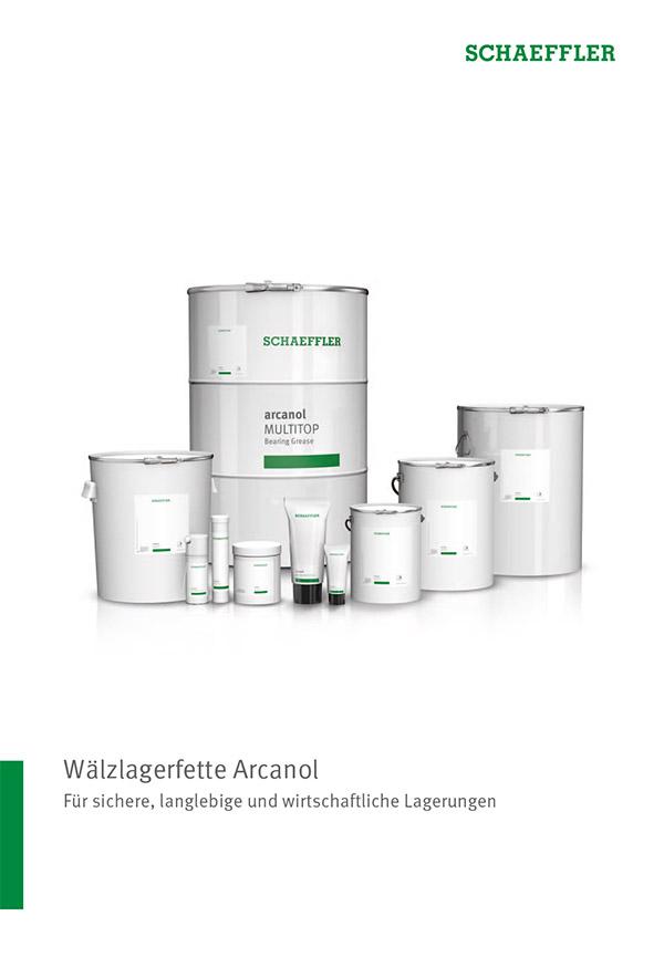 Wälzlagerfette Arcanol