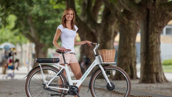 Schaeffler Branchenlösungen LEV, Fahrräder und Sport