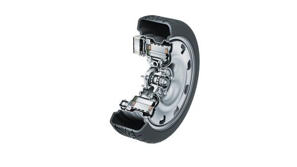 Elektrische Radnabenantriebe