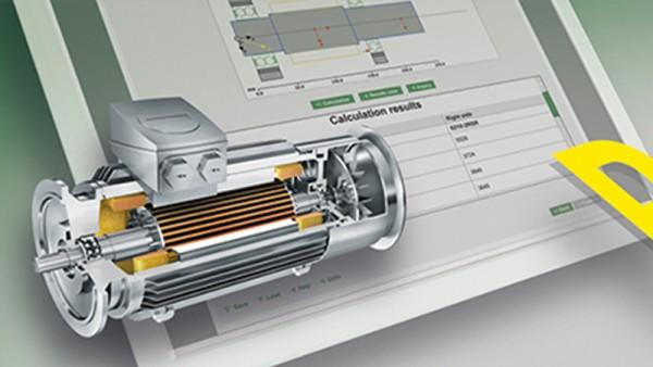 Kostenloses Berechnungsmodul für die Onlineberechnung von E-Motoren und Generatoren