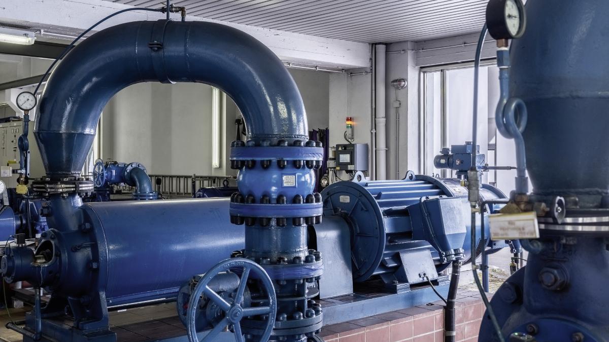 Zuverlässiger Pumpenbetrieb mit Komplettlösung von Schaeffler