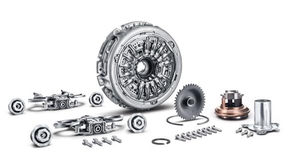 Schaeffler mit neuen Reparaturanwendungen für die trockene und nasse Doppelkupplung im Automotive Aftermarket